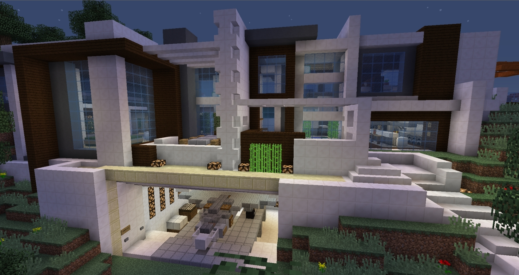 Redstone Mansion