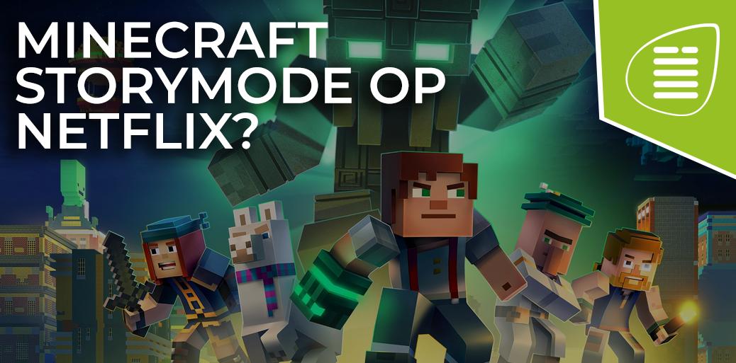 Minecraft Storymode Netflix