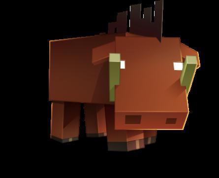 Hoglin Minecraft