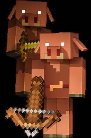 Piglin Minecraft 1.16